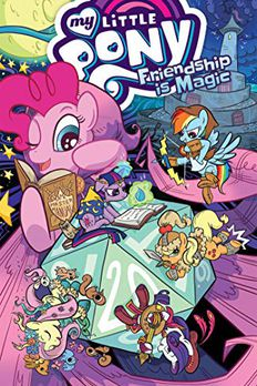 My Little Pony book cover