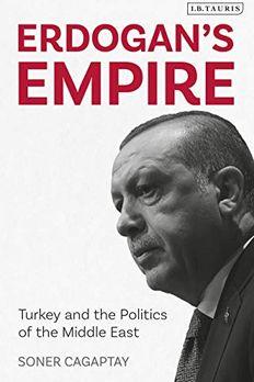 Erdogan's Empire book cover