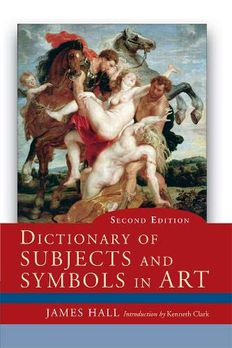 Dictionary of Subjects and Symbols in Art book cover