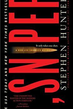 I, Sniper book cover