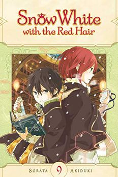 Snow White with the Red Hair, Vol. 9 book cover