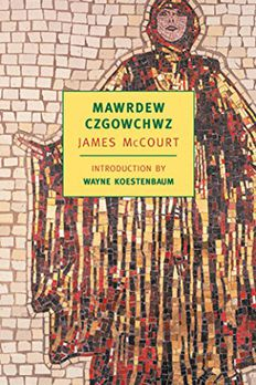 Mawrdew Czgowchwz book cover