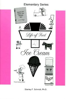 Life of Fred: Ice Cream book cover