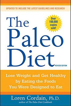 The Paleo Diet book cover