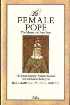 The Female Pope book cover