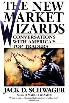 The New Market Wizards book cover