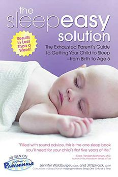 The Sleepeasy Solution book cover