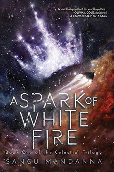 A Spark of White Fire book cover