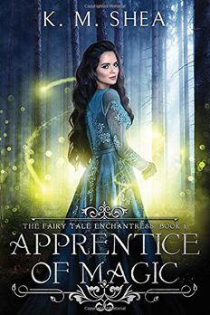 Apprentice of Magic book cover