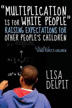 """""""Multiplication Is for White People"""" book cover"""