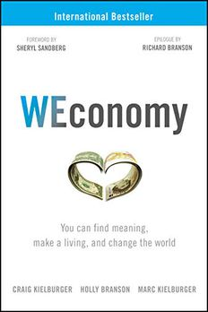 WEconomy book cover