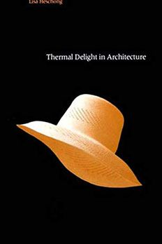 Thermal Delight in Architecture book cover