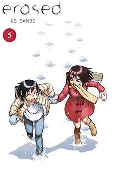 Erased, Vol. 5 book cover