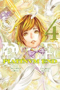 Platinum End, Vol. 4 book cover