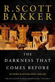 The Darkness That Comes Before book cover