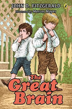 The Great Brain book cover