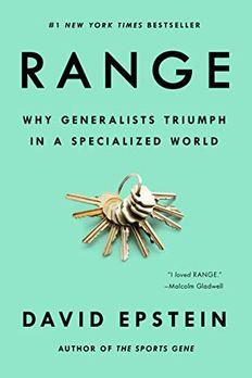 Range book cover