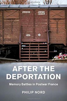 After the Deportation book cover