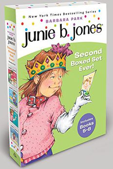 Junie B. Jones's Second Boxed Set Ever! book cover