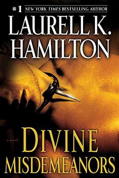 Divine Misdemeanors book cover
