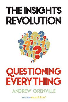 The Insights Revolution book cover