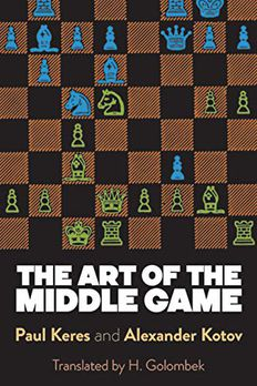 The Art of the Middle Game book cover