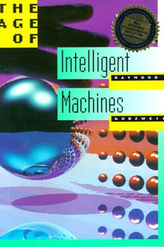 The Age of Intelligent Machines book cover