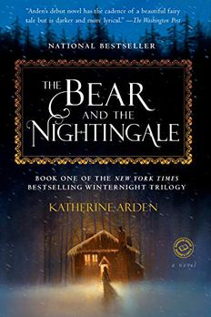 The Bear and the Nightingale book cover