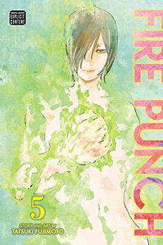 Fire Punch, Vol. 5 book cover
