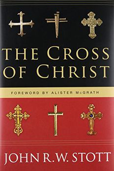 The Cross of Christ book cover