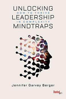 Unlocking Leadership Mindtraps book cover