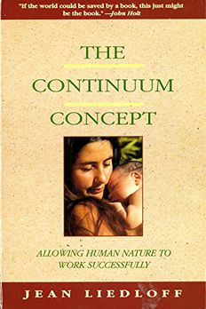 The Continuum Concept book cover