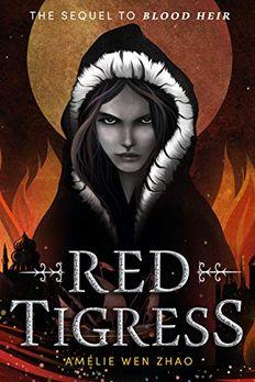 Red Tigress book cover