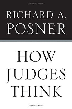 How Judges Think book cover