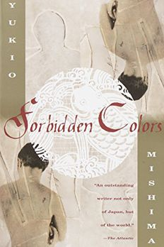 Forbidden Colors book cover
