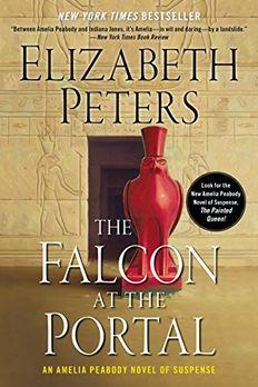 The Falcon at the Portal book cover