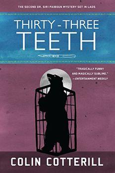 Thirty-Three Teeth book cover