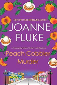 Peach Cobbler Murder book cover