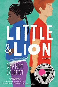 Little & Lion book cover