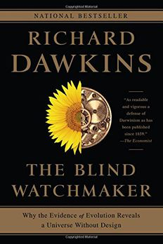 The Blind Watchmaker book cover