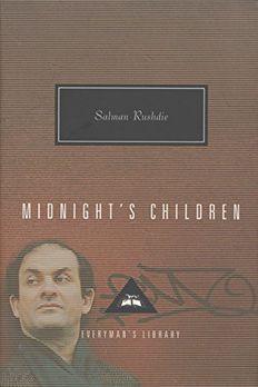 Midnight's Children book cover