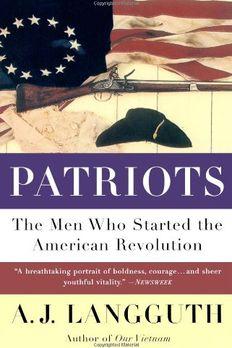 Patriots book cover