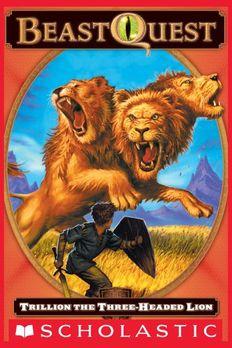 Trillion The Three-Headed Lion book cover