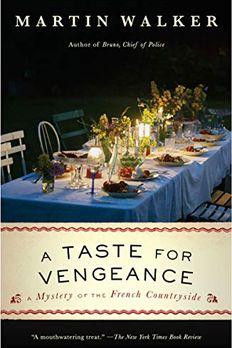 A Taste for Vengeance book cover