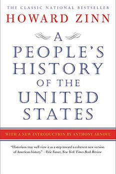 A People's History of the United States book cover