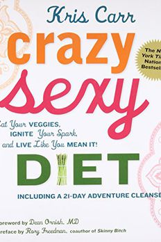 Crazy Sexy Diet book cover