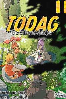 TODAG book cover