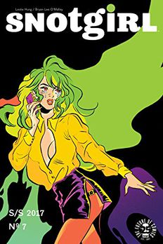 Snotgirl #7 New Face book cover