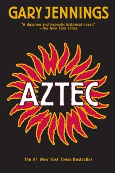 Aztec book cover