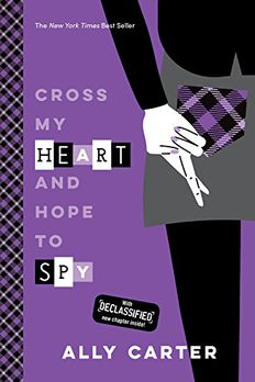 Cross My Heart and Hope to Spy book cover